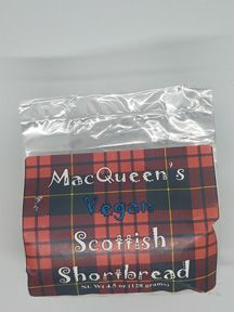 MacQueen's Vegan Scottish Shortbread